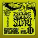 Cuerdas para Guitarra Eléctrica 7-8 Cuerdas