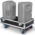 Flight Case para Transportar Cajas PA