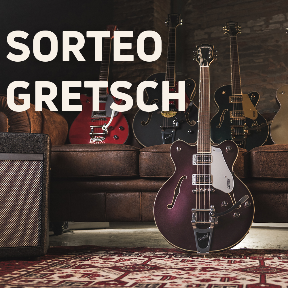 Sorteo Gretsch Electromatic G5622T