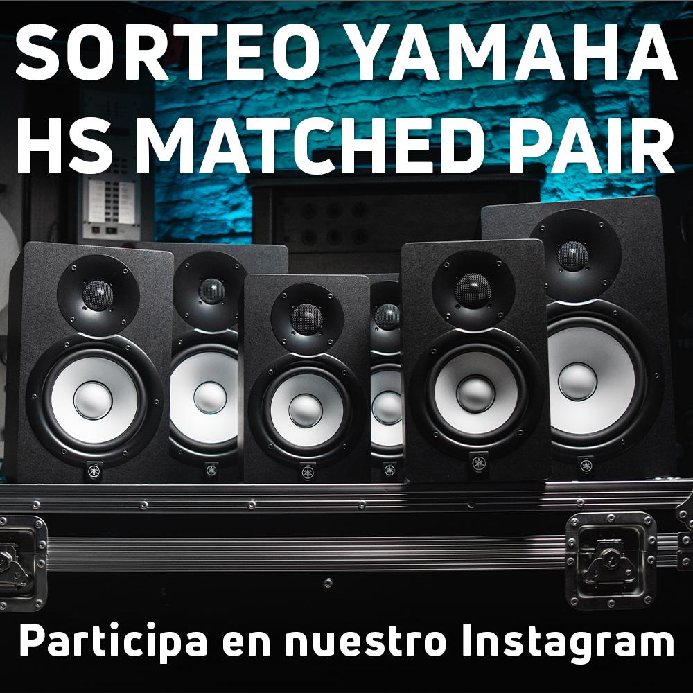 Sorteo Yamaha HS Matched Pair