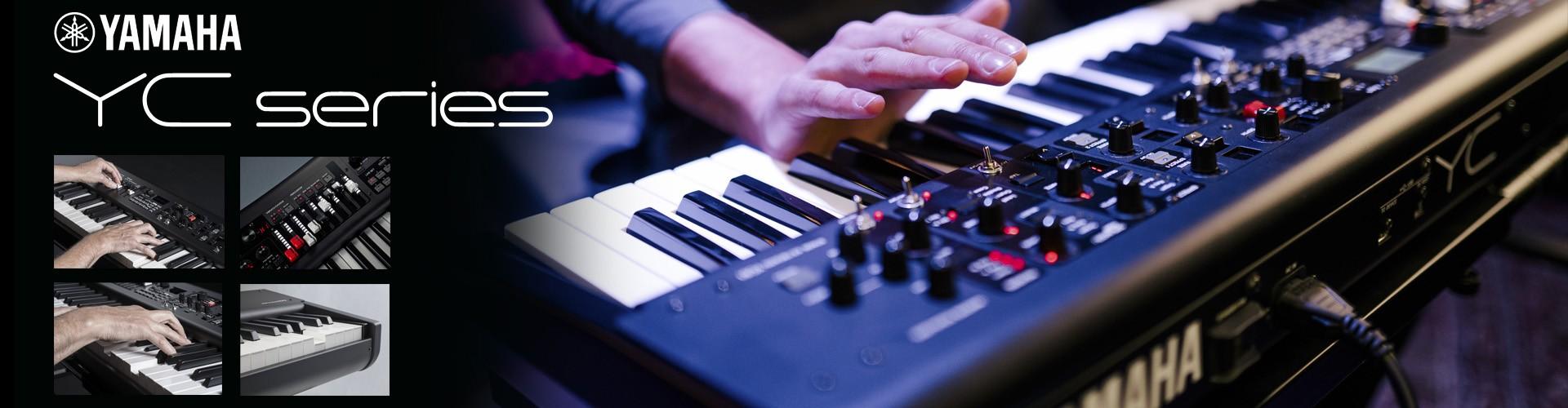 Teclados de escenario Yamaha YC
