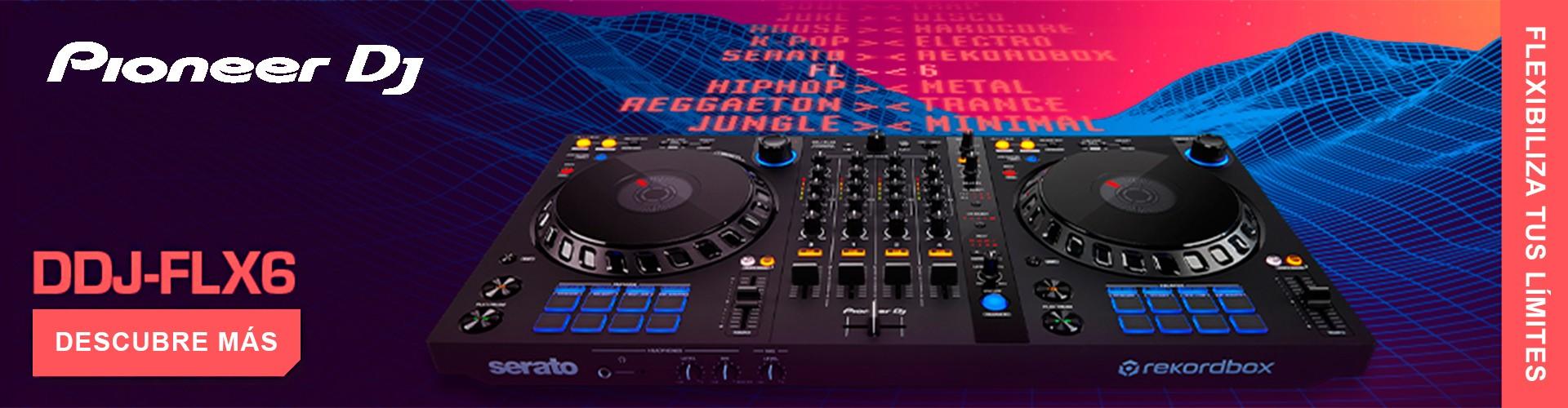 Nueva Controlador Pioneer DJ DDJ-FLX6