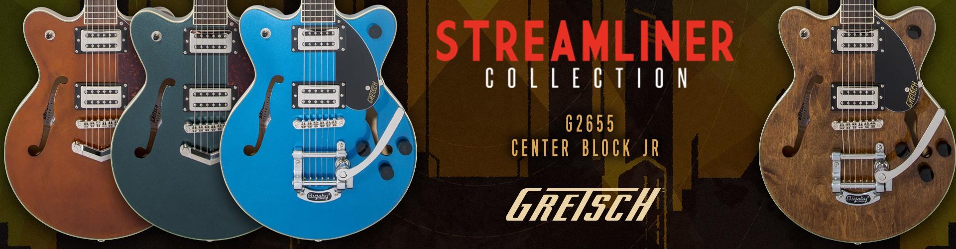 Gretsch Streamliner Collection Center Block Jr
