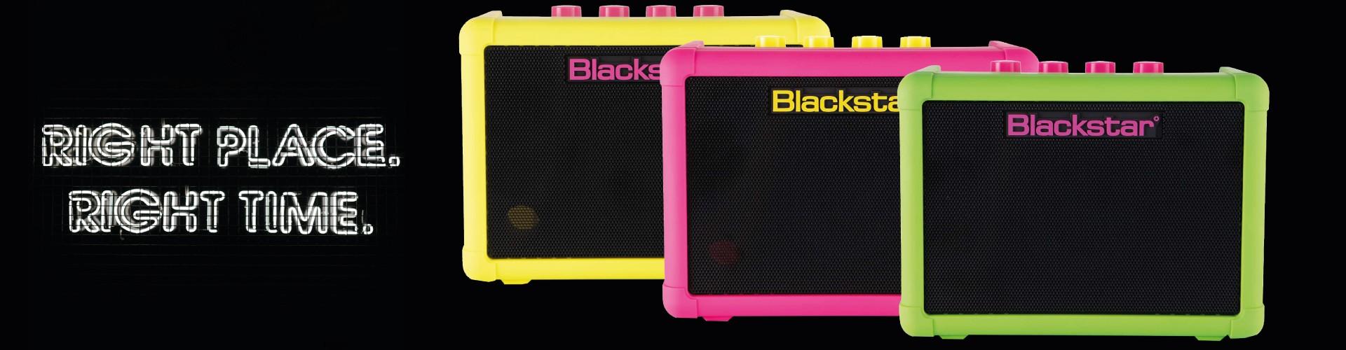 Blackstar Edición Limitada Fly 3 Neon
