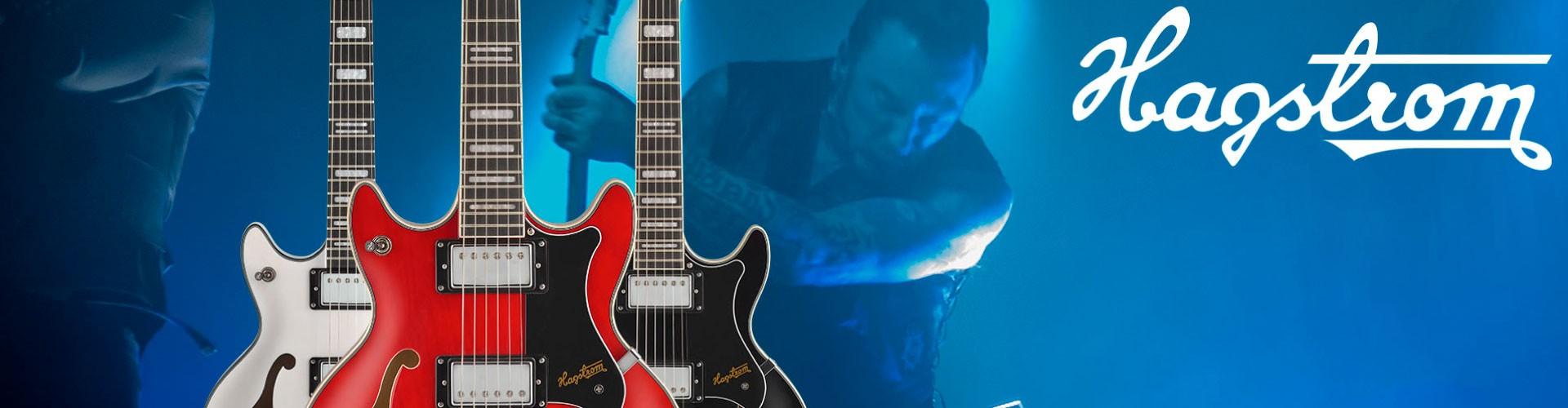 Guitarras Eléctricas Hagstrom Alvar