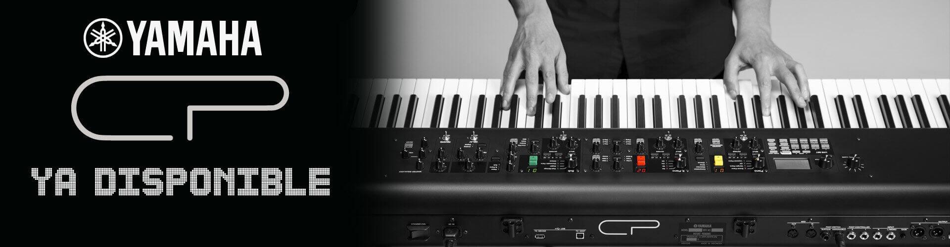 Pianos de Escenario Yamaha Serie CP